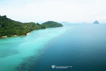 ข้อมูลเกาะในทะเลตรัง