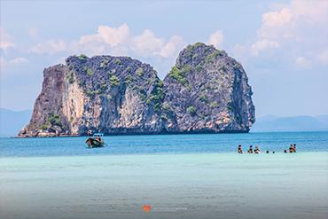 เกาะในทะเลตรัง