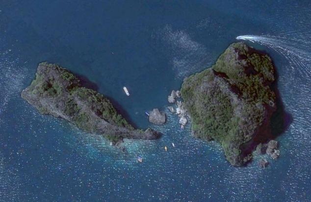 ข้อมูลเกาะเชือก