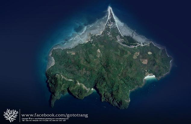 ข้อมูลเกาะมุกต์